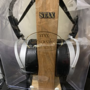 【レビュー】STAX HPS-2 CPC-1 #ヘッドホンスタンド #ヘッドホンカバー #SR-009 #SR-007 #SRS-3100