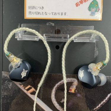 【レビュー】MEZE AUDIO RAI PENTA ~イヤホンの完成形~