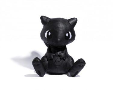 幻? 黒いミュウ ぬいぐるみ