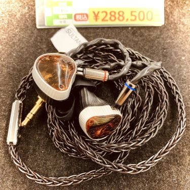 【試聴レビュー】Noble Audio SULTAN